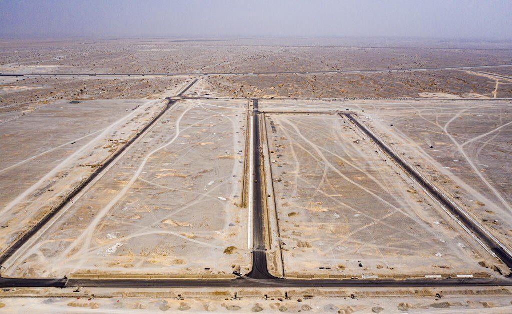 Khazaen infrastructure103